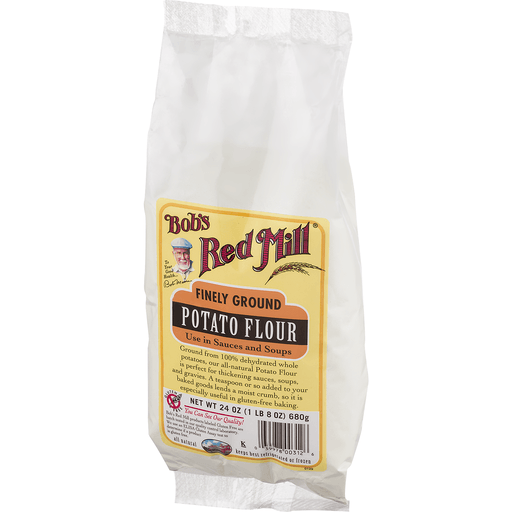 slide 3 of 9, Bob's Red Mill Finely Ground Potato Flour,