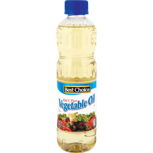 slide 1 of 1, Best Choice 100% Pure Vegetable Oil,