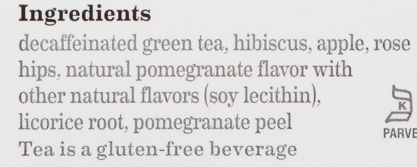 slide 7 of 7, Bigelow Tea Decaf Green W Pomegranate,