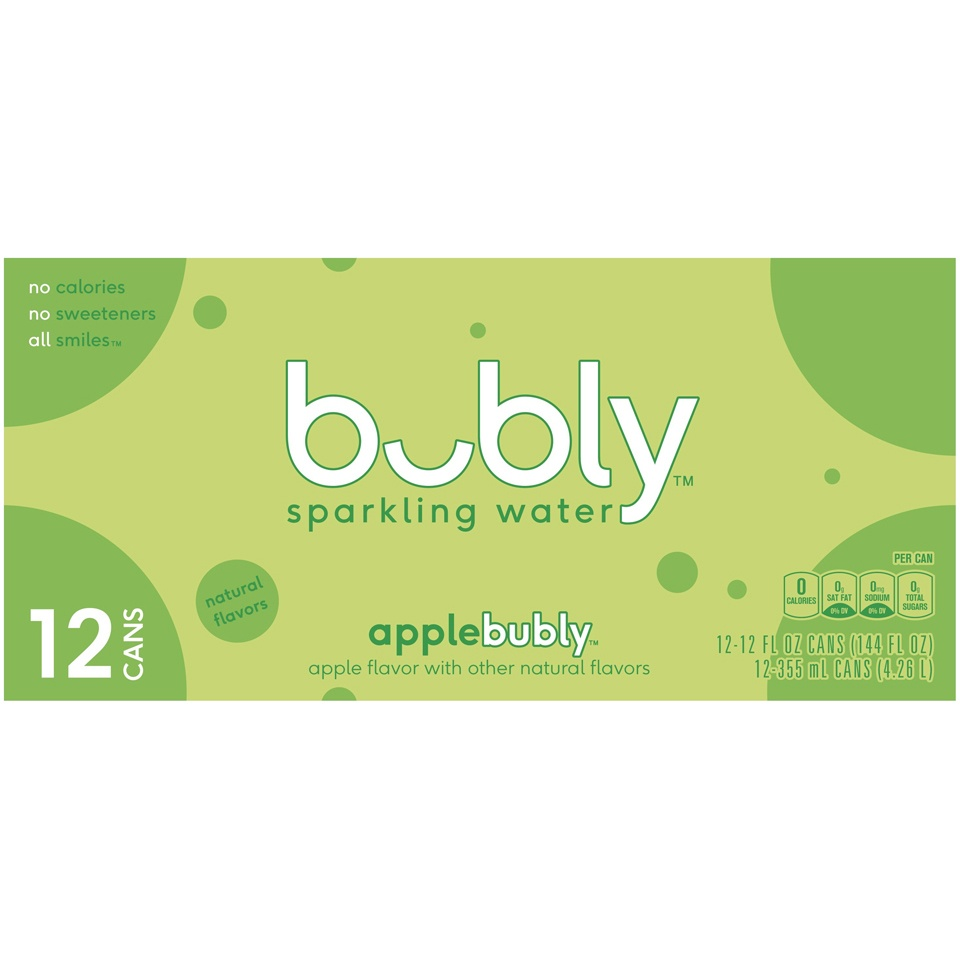 slide 2 of 4, bubly Apple,