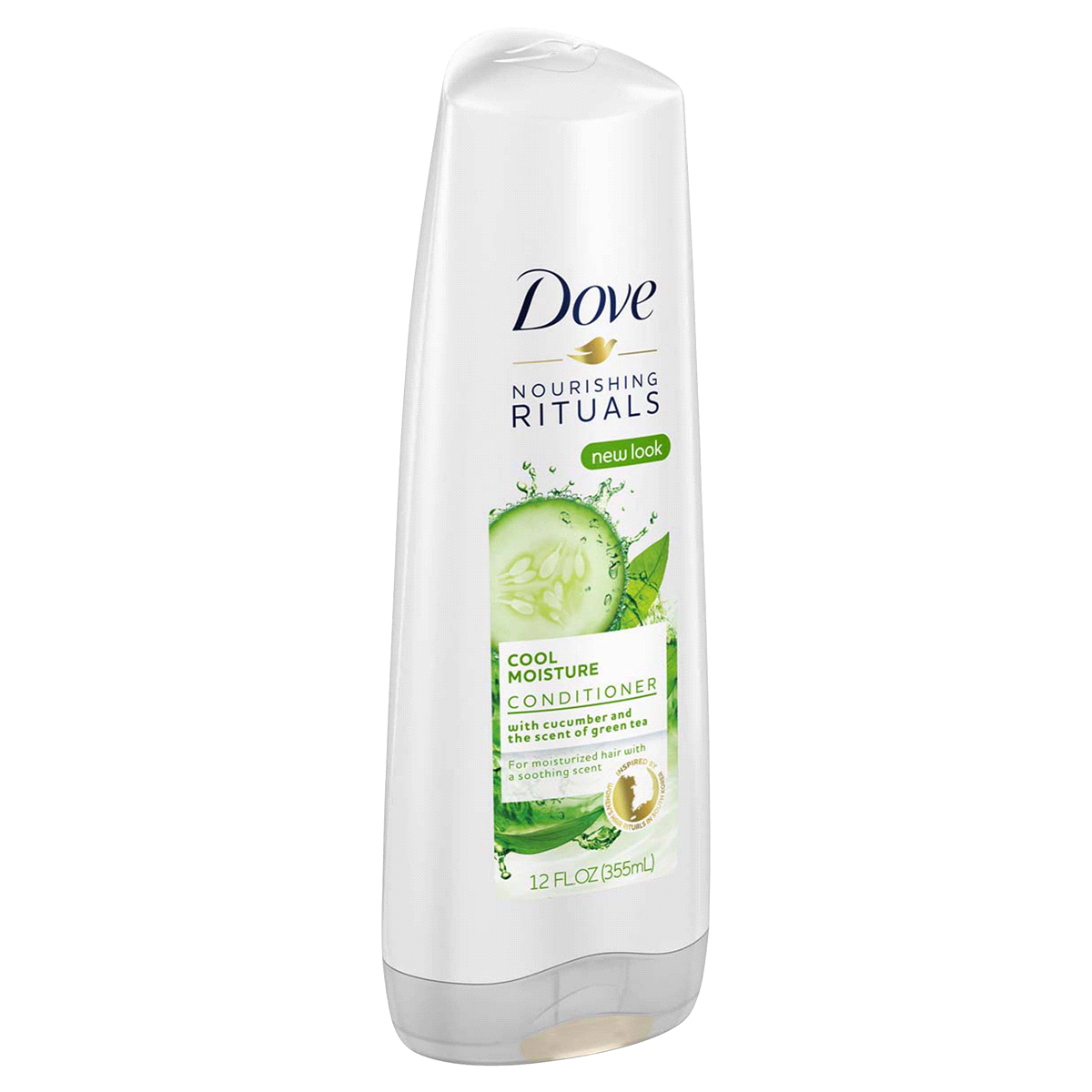 slide 2 of 5, Dove Nutritive Solutions Cool Moisture Conditioner,