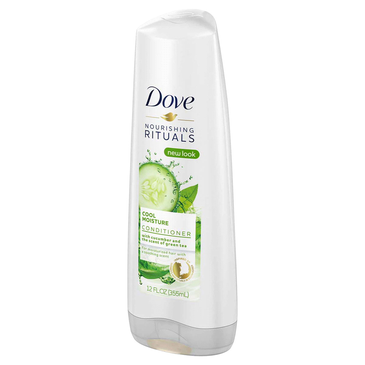 slide 3 of 5, Dove Nutritive Solutions Cool Moisture Conditioner,