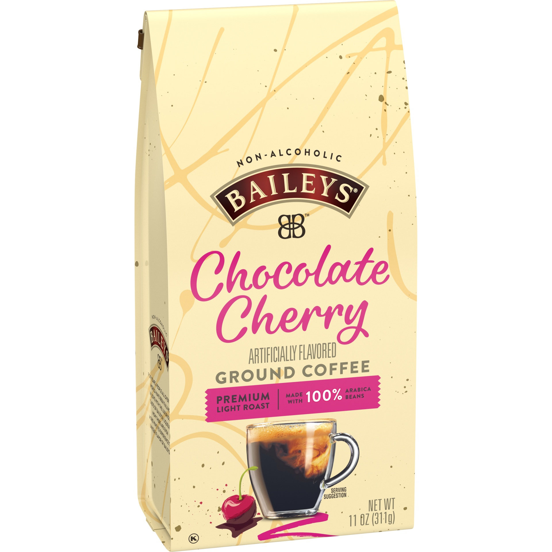 slide 2 of 5, Bailey's Chocolate Cherry Ground Coffee,