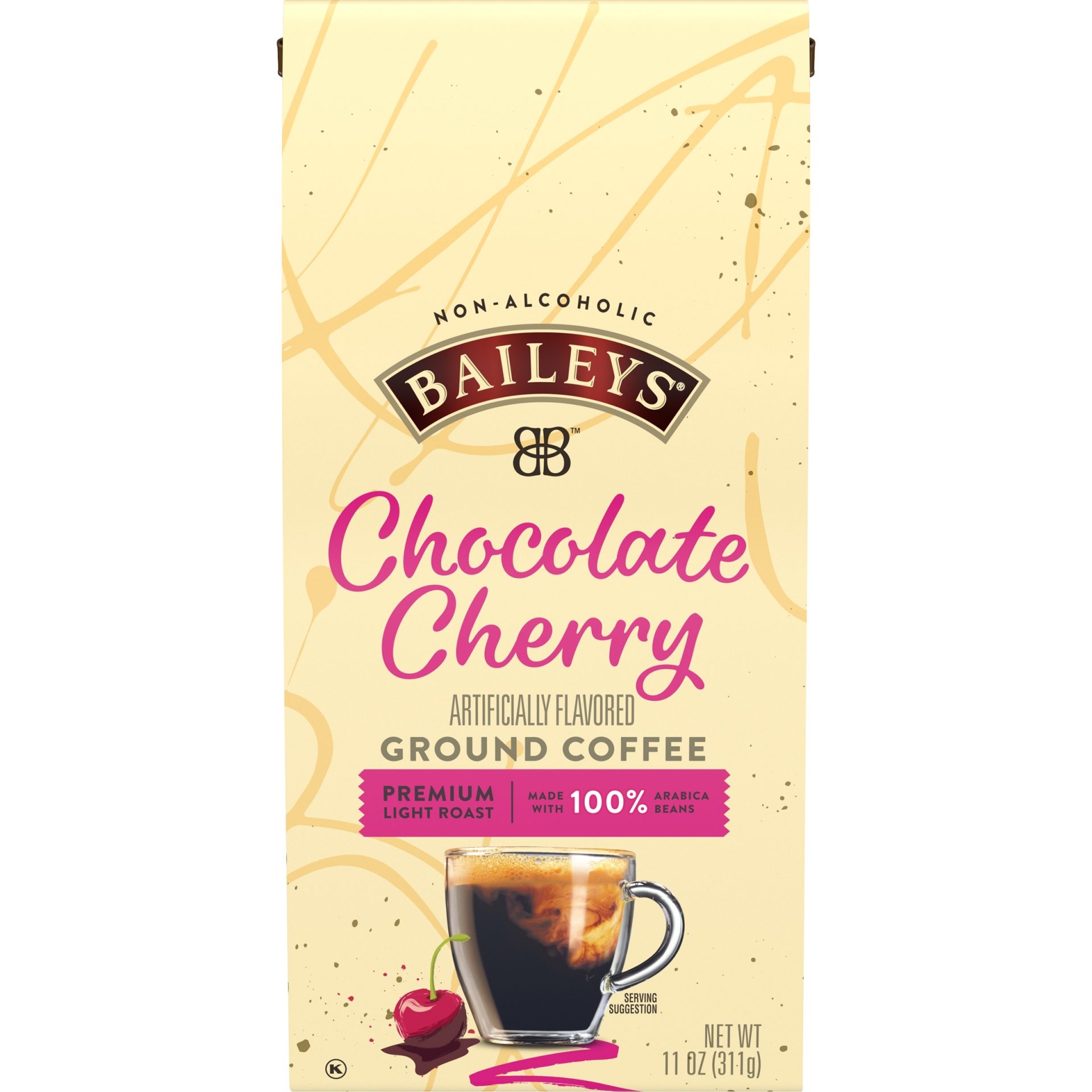 slide 1 of 5, Bailey's Chocolate Cherry Ground Coffee,